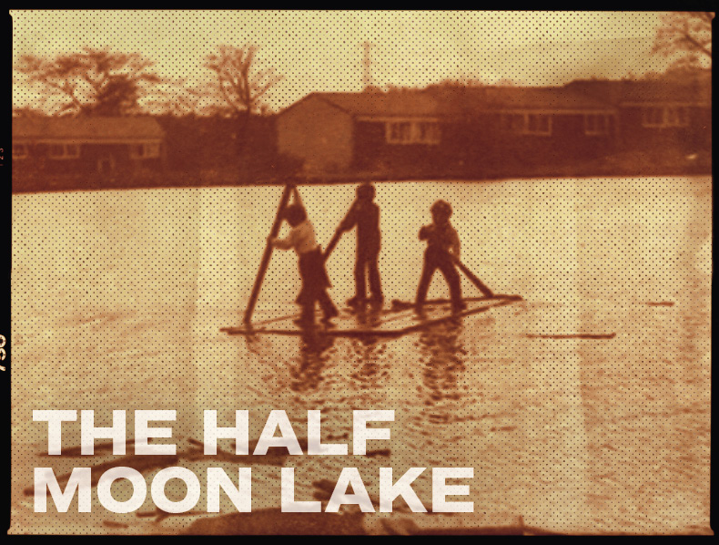 The Half Moon Lake