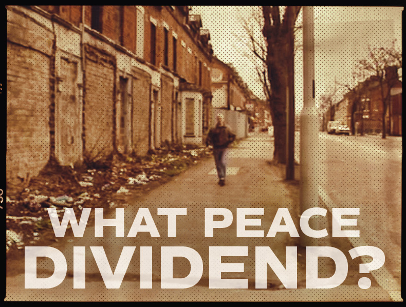 What Peace Dividend?