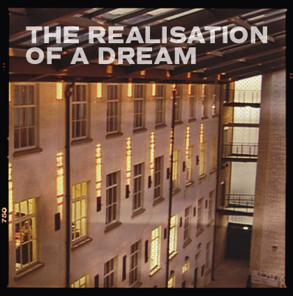 Conway Mill: <br>The Realisation of a Dream