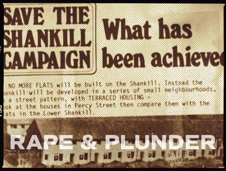 The Rape & Plunder of the Shankill Revisited