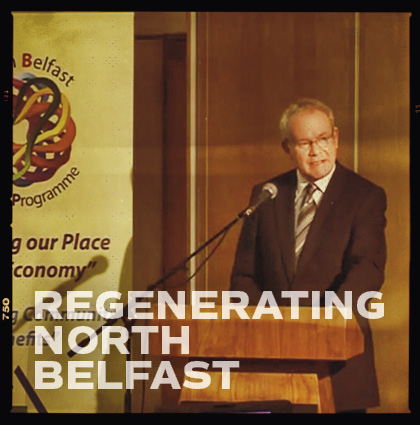 Regenerating North Belfast