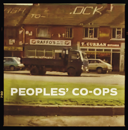 Ballymurphy: <br>The Peoples' Co-ops